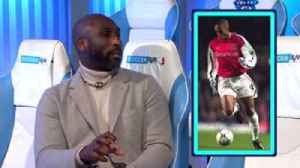 News video: Thierry or Bergkamp? | Sol's Dream 5-A-Side