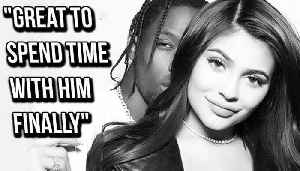 News video: Kylie Jenner Thrilled To Have Baby Daddy Travis Scott Back Before Due Date