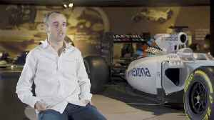 News video: Kubica delighted to be back in Formula One