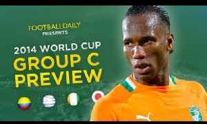 News video: 2014 World Cup Group C Preview & Predictions
