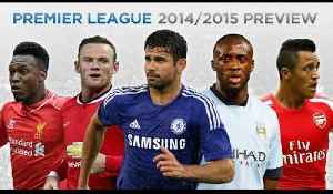 News video: Premier League 2014/2015 Preview: YouTubers Predictions!
