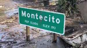 News video: Three Remain Missing After California Mudslides