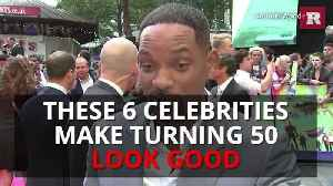 News video: Your favorite celebrities turning 50 in 2018   Rare People