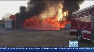 News video: Bret Harte Elementary Ready To Reopen After Destructive Fire