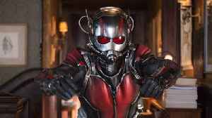 News video: New 'Ant-Man and the Wasp' Image Released