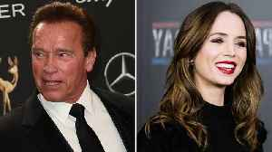 Arnold Schwarzenegger on Eliza Dushku's 'True Lies' Assault Claims: 'Shocked & Saddened' | THR News [Video]