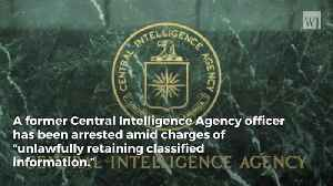 News video: After Years of Watching China Kill CIA Informants, the FBI Just Caught the Mole