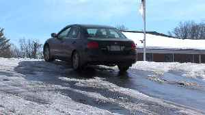 News video: Driving Instructor Offers Tips for Driving in Snow