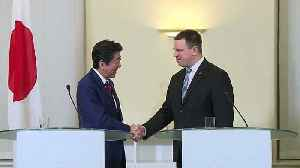 News video: Eastern horizons: Japan taps in to trade potential of EU's newer members