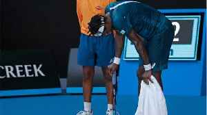 News video: Australian Open Heat Sparks Controversy
