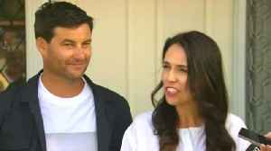 News video: New Zealand's prime minister pregnant with first child