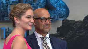 News video: Stanley Tucci signs up for A Private War