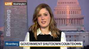 News video: Height Securities' Miller Sees 65% Chance of a Gov't Shutdown