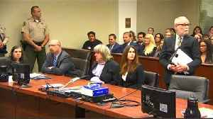 News video: California abusers should not face trial by media