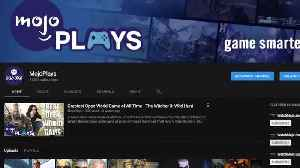 News video: Introducing MojoPlays - All New Gaming Channel!