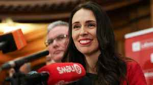 News video: New Zealand's Prime Minister Will Take On Politics And Motherhood