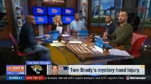 News video: New Report Details The Extent Of Tom Brady's Injury And Which Teammate Caused...