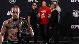 News video: Will Conor McGregor be stripped of his title? Dana White gives an update.
