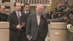 News video: Menendez To Again Face Corruption Charges