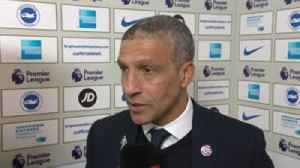 News video: Hughton disappointed by refereeing decisions