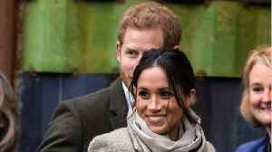 News video: Prince Harry and Meghan Markle May Move To Countryside