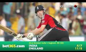 News video: Cricket World TV - Mr Predictor - Weekend ODIs & Rugby World Cup Final