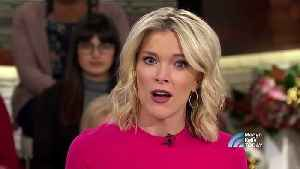 News video: Dueling Divas! NBC 'Freaking Out' After Megyn Kelly's Latest Attack On Jane Fonda