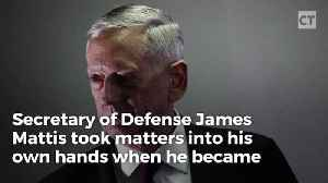News video: Mad Dog Mattis Takes Charge When He Discovers He Might Be Late
