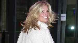 News video: Penny Lancaster Diagnosed With Dyslexia