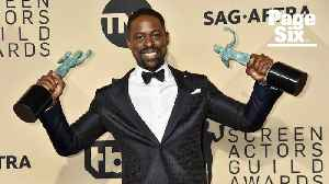 News video: Powerhouse Sterling K. Brown is cleaning up this year's award season