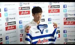 News video: Park Ji-Sung unveiled as new QPR signing