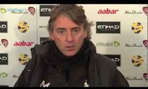 News video: Mancini wary of Chelsea title threat