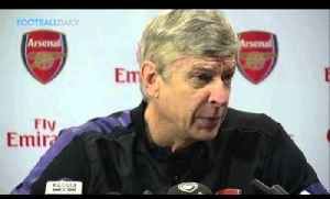 News video: Wenger rules out Beckham and Villa moves