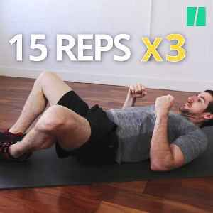 News video: 3 Exercises To Prevent Knee Pain