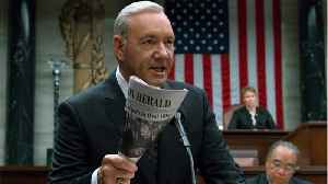 News video: Kevin Spacey Cost Netflix $39-Million