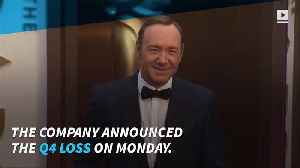 News video: Netflix Lost $39 Million From Firing Kevin Spacey