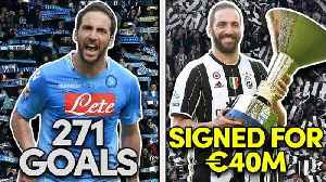 News video: 10 Biggest January Transfer Bargains!