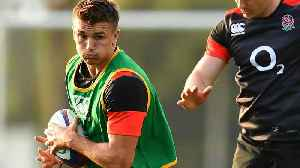 News video: Slade to miss Six Nations start