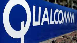 News video: Qualcomm fined almost €1bn by EU competition watchdog over Apple deal