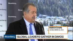 News video: Dow Chemical CEO Says Trump Administration Is Engaged With Business