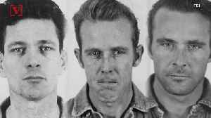 News video: Alcatraz Inmates Survived Infamous 1962 Escape, Letter to Police Suggests
