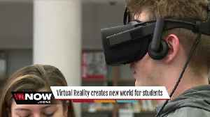 News video: Virtual reality headsets teach Barberton students in entirely new way