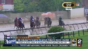 News video: Is Preakness moving to Baltimore County?