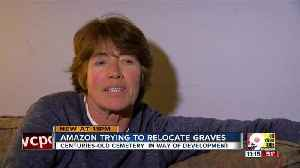 News video: Amazon expansion pushes living, dead off land