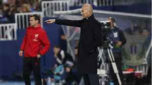 News video: Zinedine Zidane Could Be Fired Any Minute