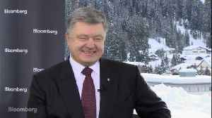 News video: Poroshenko Says Ukraine May Receive Next IMF Tranche by April