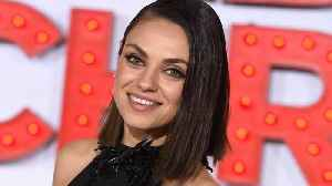 News video: Feminist students are asking Mila Kunis to turn down a Harvard award
