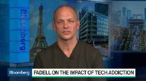 News video: Former Apple Exec Fadell on Impact of Tech Addiction