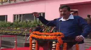 News video: Which Religion Allows Violence Against Children Asks Kejriwal