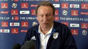 News video: Cardiff City prepares to take on Man City